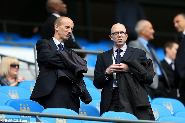 Will Riley still be smiling if and when City seek answers from the PGMOL chief?