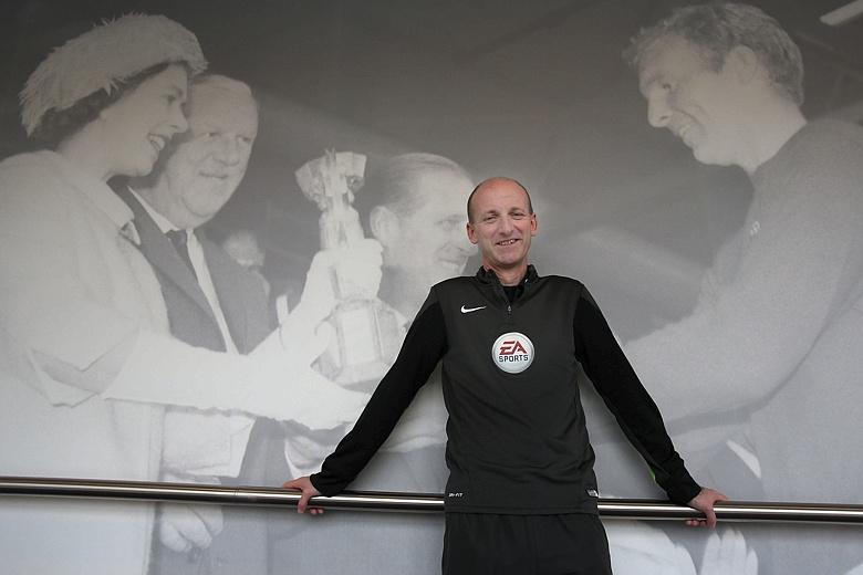 The Life of Riley - PGMOL General Manager, Mike Riley could be asked to explain some seemingly bizarre refereeing decisions in a meeting with City.