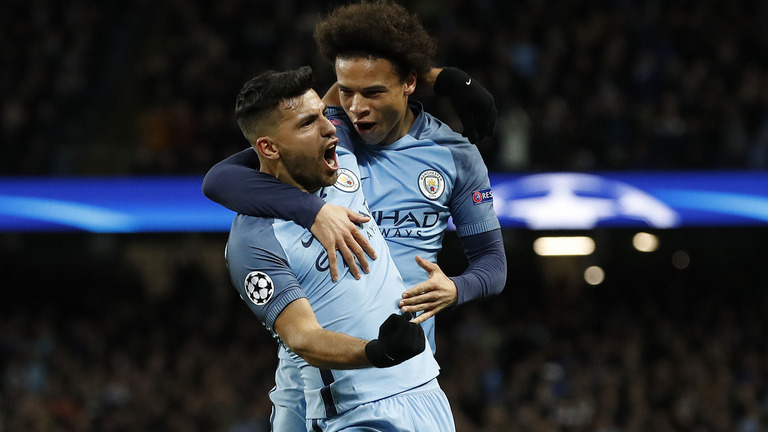 Sane & Sergio - two vital components of City's SAS.