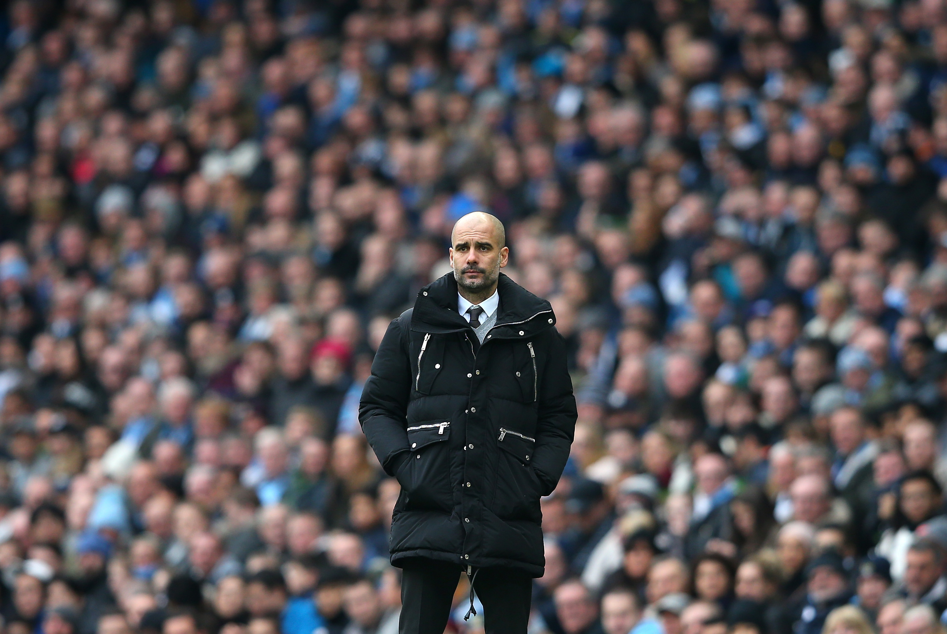Born leader - Pep will enjoy much greater success at City in seasons to come.