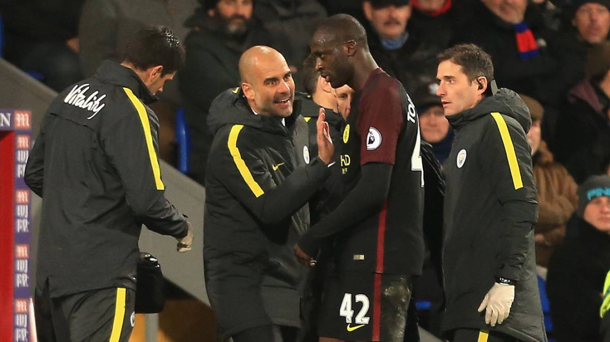 Back and set to stay a bit longer - Yaya could yet earn himself a contract extension at City, something that was unthinkable a couple of months ago.