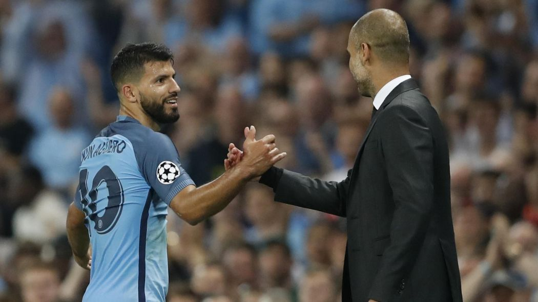 Together - Pep and Sergio can help take City to new peaks in the next three years.