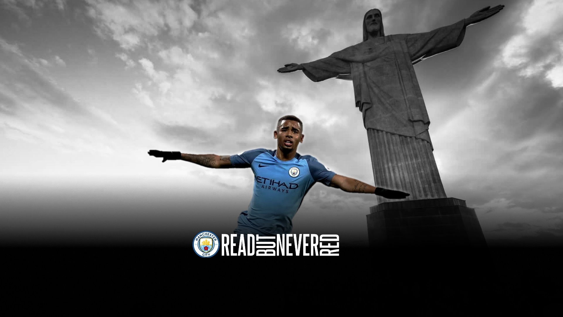 Jesus the Redeemer - Gabriel is the face of City's future but his goals could yet help land silverware in the present.