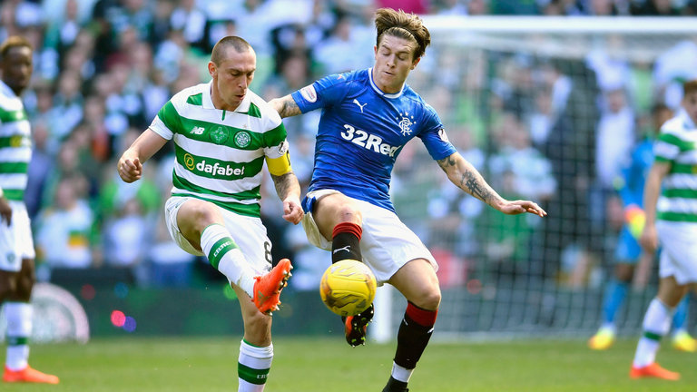 Bad taste - Josh Windass' move from Stanley to Rangers on a free transfer last summer didn't sit well with Accrington fans or the club's owner.