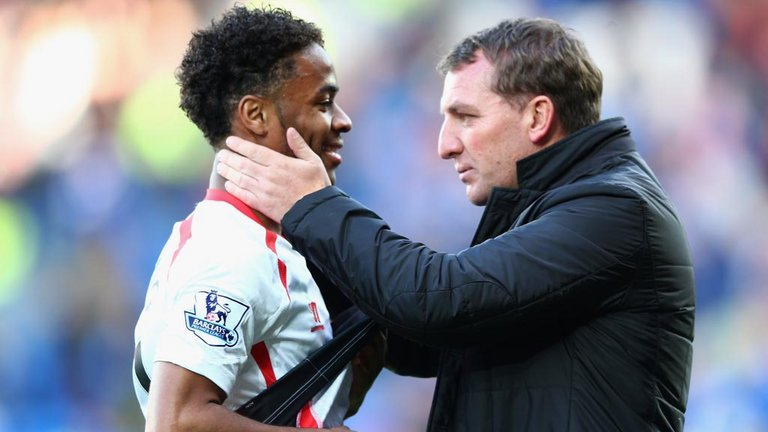 Rodgered - Sterling was glad to leave Brendan behind, whereas Milner said Rodgers was a key factor in his move to Anfield.
