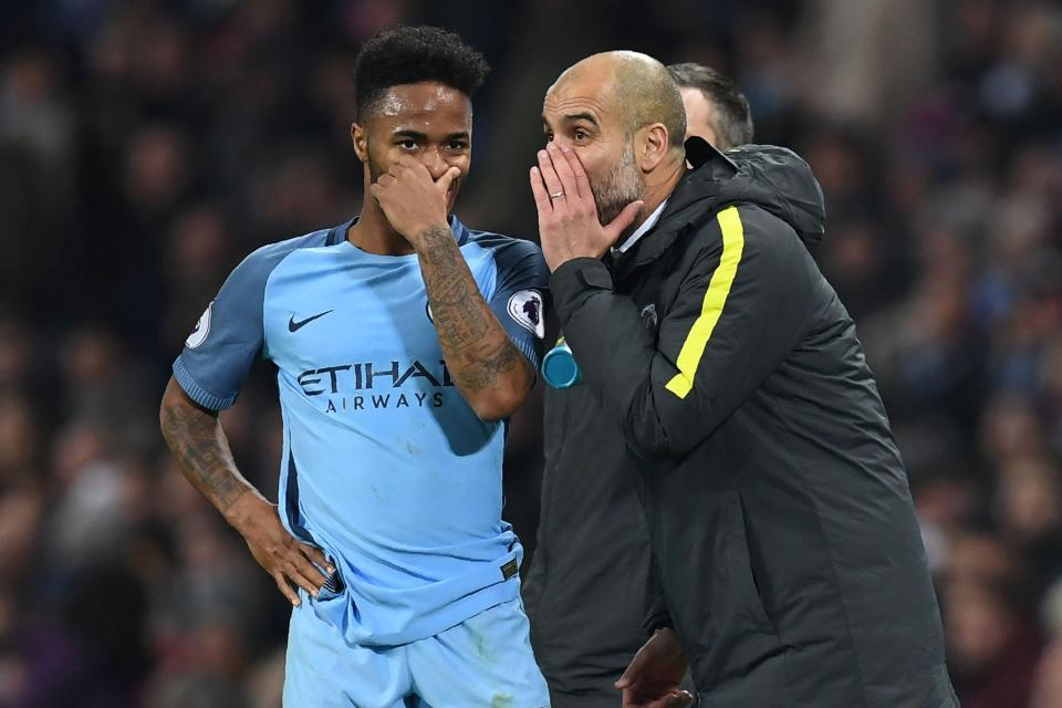 Whisper it quietly - Pep and Raheem are going to ensure City are a roaring success.