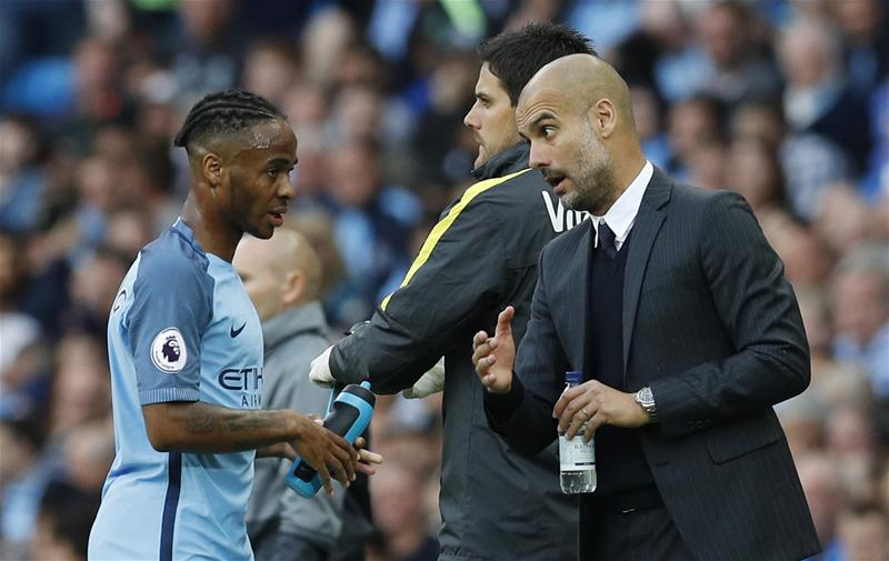 Guardiola guidance - Pep will help Sterling become one of the outstanding players in English and European football.