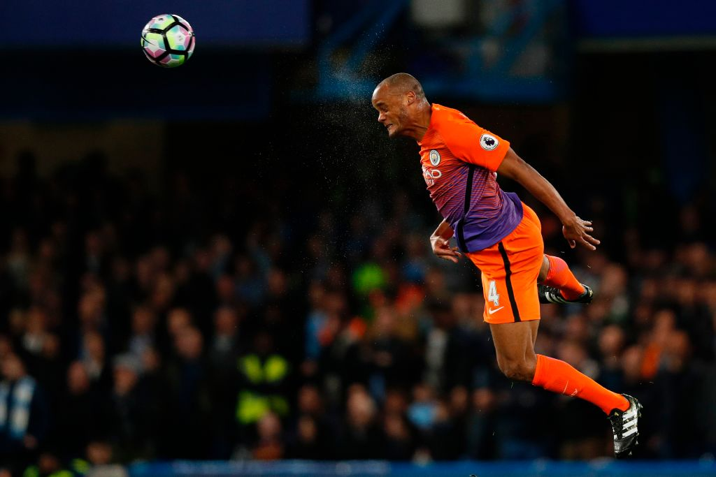 Commander-In-Chief of City's Defence - Kompany could make all the difference between now and the end of the season.