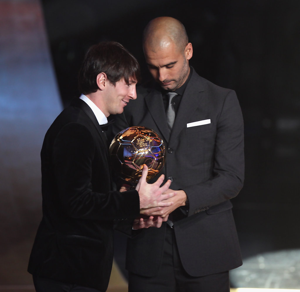 Five time winner of the FIFA Ballon d' Or could Messi win more individual accolades playing his football at the Etihad?